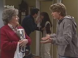 Marlene Kratz, Karl Kennedy, Susan Kennedy, Billy Kennedy in Neighbours Episode 2430