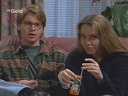 Brett Stark, Libby Kennedy in Neighbours Episode 2430