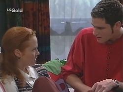 Ren Gottlieb, Luke Handley in Neighbours Episode 2430
