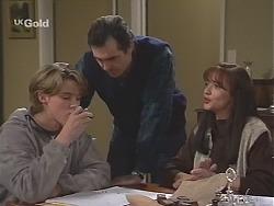 Billy Kennedy, Karl Kennedy, Susan Kennedy in Neighbours Episode 2430