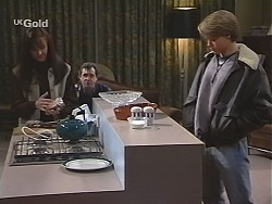 Susan Kennedy, Karl Kennedy, Billy Kennedy in Neighbours Episode 2431