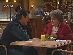 Karl Kennedy, Cheryl Stark, Marlene Kratz in Neighbours Episode 2431
