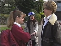 Hannah Martin, Susan Kennedy, Billy Kennedy in Neighbours Episode 2431