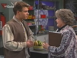 Mark Gottlieb, Marlene Kratz in Neighbours Episode 2431