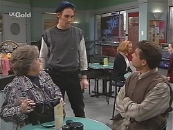Marlene Kratz, Mark Gottlieb in Neighbours Episode 2431