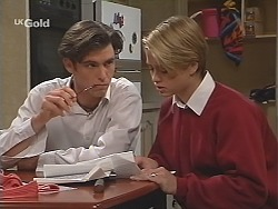 Malcolm Kennedy, Danni Stark in Neighbours Episode 2432