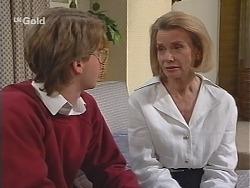 Brett Stark, Helen Daniels in Neighbours Episode 2432