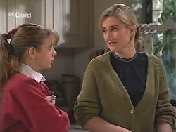 Hannah Martin, Jen Handley in Neighbours Episode 2432