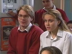 Brett Stark, Libby Kennedy in Neighbours Episode 2432