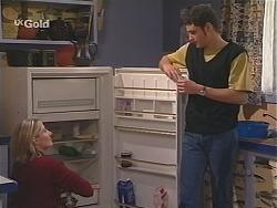 Jen Handley, Luke Handley in Neighbours Episode 2433