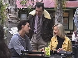 Sam Kratz, Karl Kennedy, Annalise Hartman in Neighbours Episode 2433