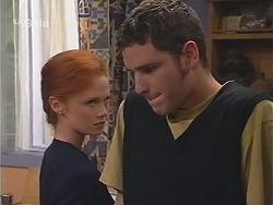 Ren Gottlieb, Luke Handley in Neighbours Episode 2433