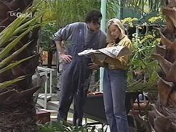 Sam Kratz, Annalise Hartman in Neighbours Episode 2433