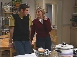Luke Handley, Jen Handley in Neighbours Episode 2433