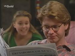 Libby Kennedy, Brett Stark in Neighbours Episode 2433