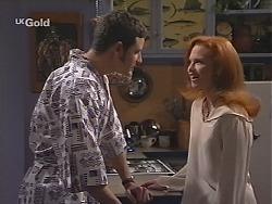 Luke Handley, Ren Gottlieb in Neighbours Episode 2434
