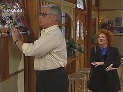 Lou Carpenter, Cheryl Stark in Neighbours Episode 2434