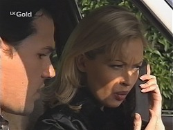 Sam Kratz, Annalise Hartman in Neighbours Episode 2434