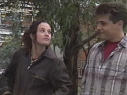 Cody Willis, Mark Gottlieb in Neighbours Episode 2434