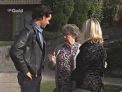 Sam Kratz, Marlene Kratz, Annalise Hartman in Neighbours Episode 2435