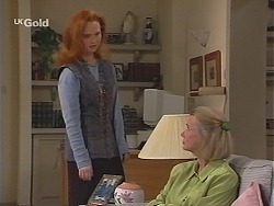 Ren Gottlieb, Helen Daniels in Neighbours Episode 2435