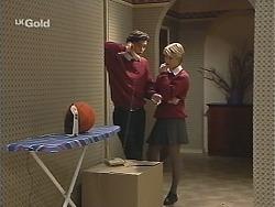 Malcolm Clarke, Danni Stark in Neighbours Episode 2435