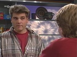 Mark Gottlieb, Brett Stark in Neighbours Episode 2435