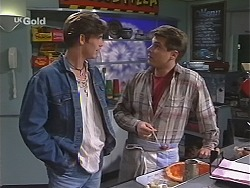 Malcolm Kennedy, Mark Gottlieb in Neighbours Episode 2435