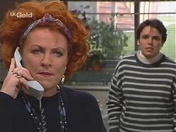 Cheryl Stark, Janine Stark in Neighbours Episode 2435