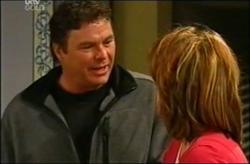 Joe Scully, Lyn Scully in Neighbours Episode 4408