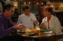 Karl Kennedy, Malcolm Kennedy, Susan Kennedy in Neighbours Episode 4408