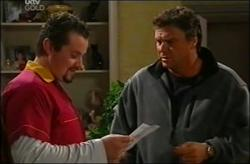 Toadie Rebecchi, Joe Scully in Neighbours Episode 4408