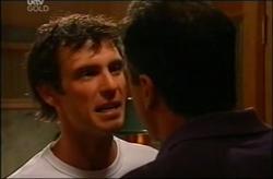 Malcolm Kennedy, Karl Kennedy in Neighbours Episode 4408