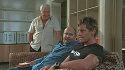 Lou Carpenter, Steve Parker, Ned Parker in Neighbours Episode 5279