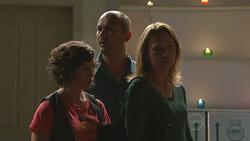 Bridget Parker, Steve Parker, Miranda Parker in Neighbours Episode 5279