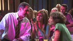 Karl Kennedy, Rachel Kinski, Bridget Parker in Neighbours Episode 5282