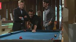Oliver Barnes, Adam Rhodes, Frazer Yeats in Neighbours Episode 5290