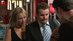 Steph Scully, Toadie Rebecchi, Frazer Yeats in Neighbours Episode 5291