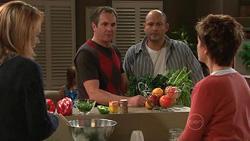 Miranda Parker, Karl Kennedy, Steve Parker, Susan Kennedy in Neighbours Episode 5295