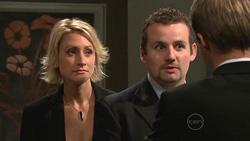 Diana Murray, Toadie Rebecchi, Tim Collins in Neighbours Episode 5295