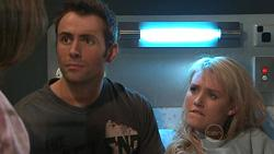 Dr Veronica Olenski, Adam Rhodes, Pepper Steiger in Neighbours Episode 5295