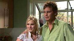 Janae Timmins, Ned Parker in Neighbours Episode 5295