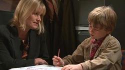 Paula Beeman, Mickey Gannon in Neighbours Episode 5296