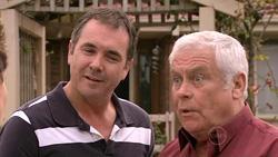 Karl Kennedy, Lou Carpenter in Neighbours Episode 5296
