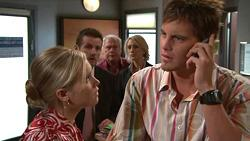 Janae Timmins, Toadie Rebecchi, Lou Carpenter, Diana Murray, Ned Parker in Neighbours Episode 5298