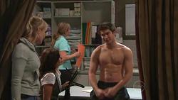 Pepper Steiger, Rebecca Napier, Declan Napier in Neighbours Episode 5298