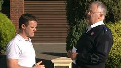Paul Robinson, Harold Bishop in Neighbours Episode 5299