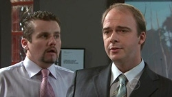 Toadie Rebecchi, Tim Collins in Neighbours Episode 5301