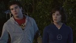 Declan Napier, Bridget Parker in Neighbours Episode 5303