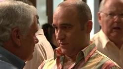 Lou Carpenter, Tony Aristedes, Harold Bishop in Neighbours Episode 5304
